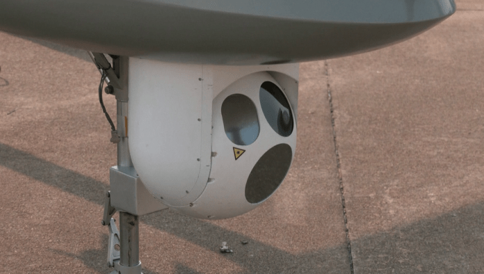 Drones will also allow China to spy on its western enemies from the skies