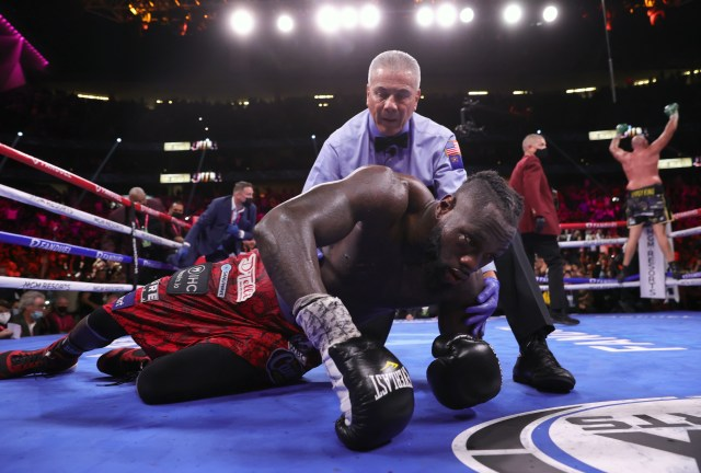 Deontay Wilder was knocked out in 11 rounds by Tyson Fury
