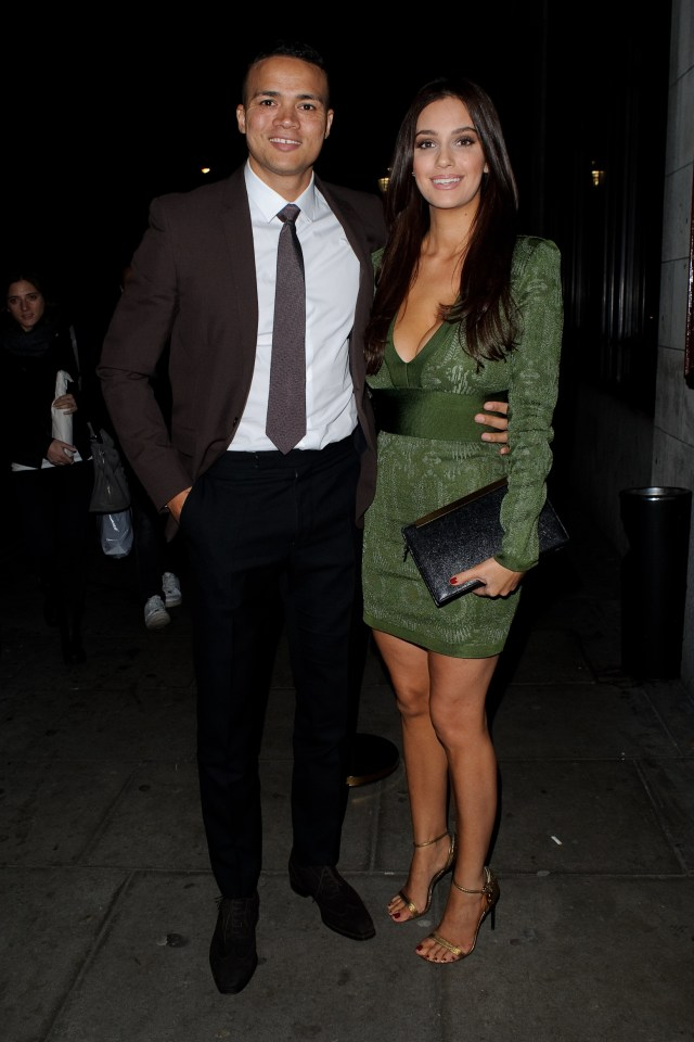 The One Show host married Ellie in 2011