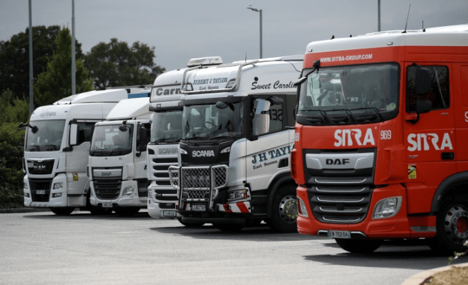Driver shortage is believed to last nine months