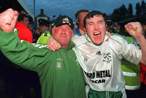 Jason Byrne says League of Ireland scoring record is what keeps ...
