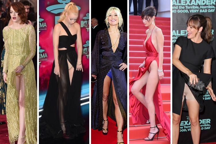 What Are The Worst Red Carpet Wardrobe Malfunctions Of All