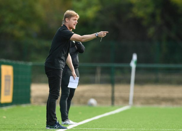 Damien Duff reveals old-school approach to coaching Shamrock ...