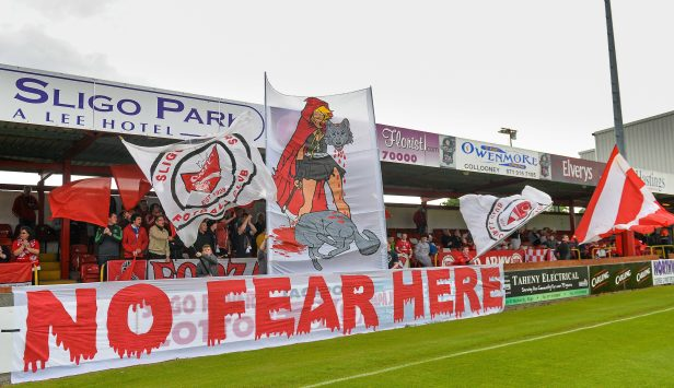 Sligo Rovers 1 Bohemians 0: Bumper crowd roars Bit O'Red to victory at the  Showgrounds