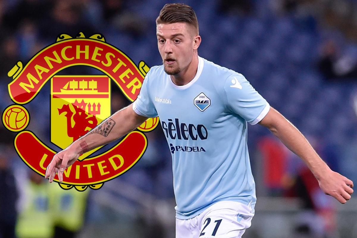 Manchester united transfer news jose mourinho 39 willing to for Sergej milinkovic savic squadre attuali