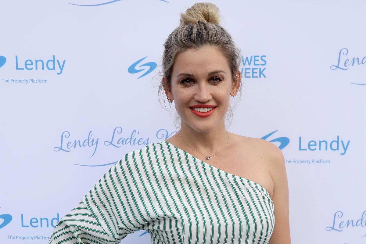 ashley roberts joining strictly - HD3648×2431