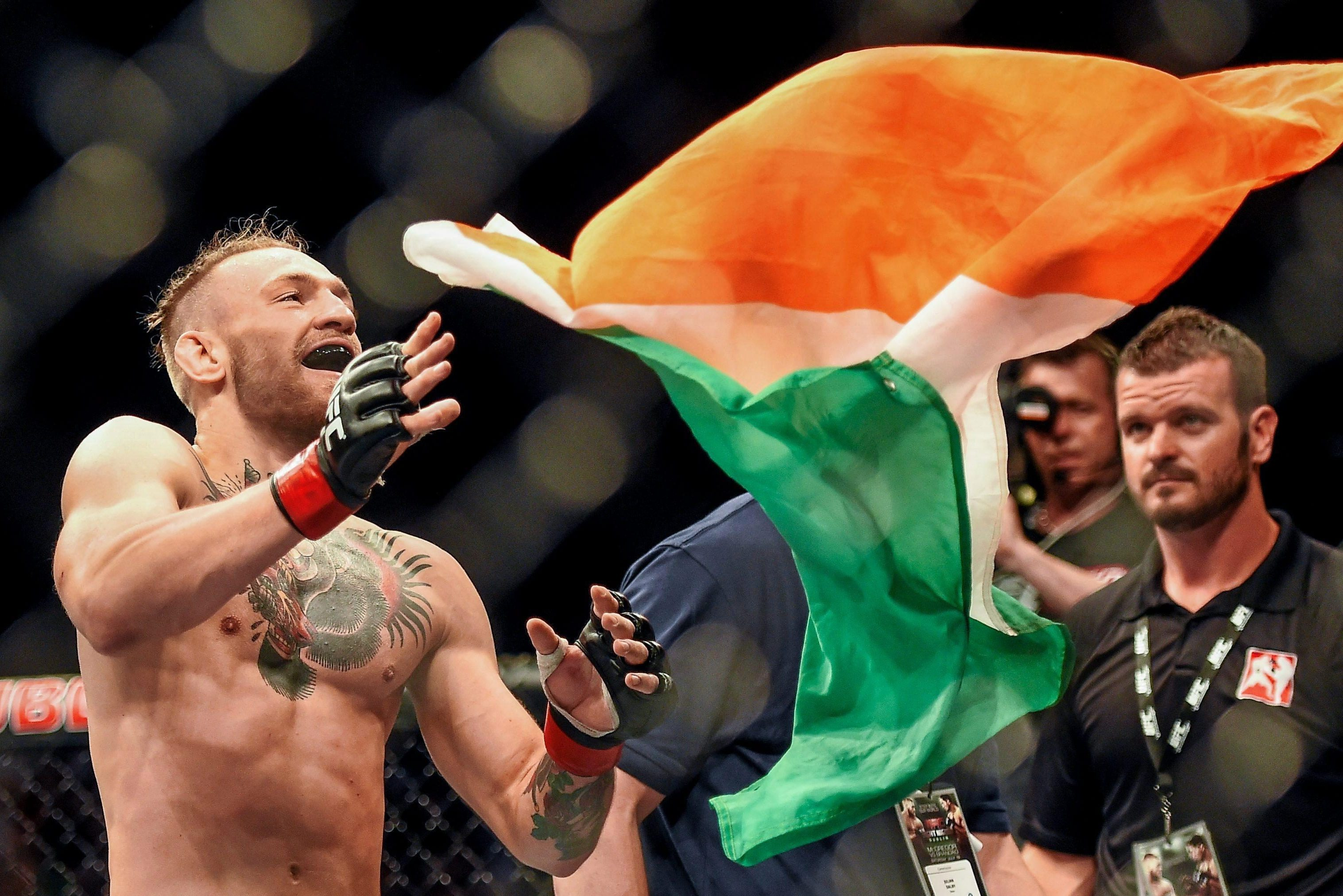 Conor Mcgregor Vows To Fight In Ireland Again Before He