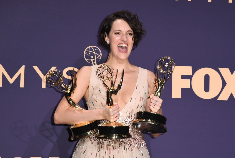 Emmys 2019: Brits clean up with 12 awards as Fleabag, Killing Eve and Black Mirror triumph