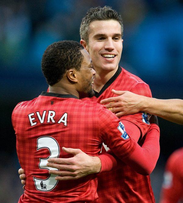 Man Utd legend Evra
