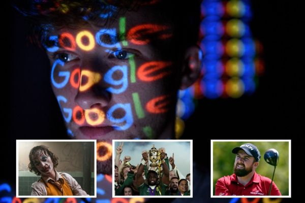 Rugby World Cup tops Irish Google searches of 2019 along with Gay Byrne