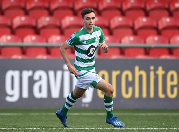 Stephen Bradley says young Shamrock Rovers striker Dean Williams reminds  him of Ireland legend Robbie Keane
