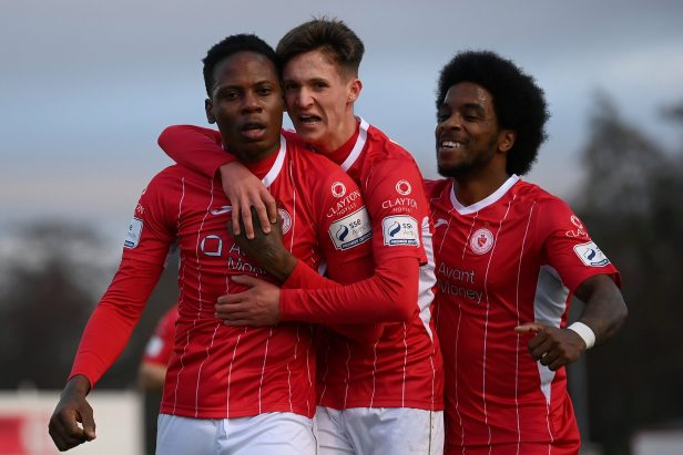 Sligo Rovers 1 Dundalk 1 – Honours even at the Showgrounds as Romeo Parkes  secures a point for the Bit O'Red
