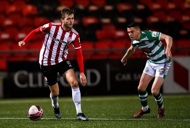 Derry City loanee Will Patching confident that side will come good despite  disastrous start to new league season