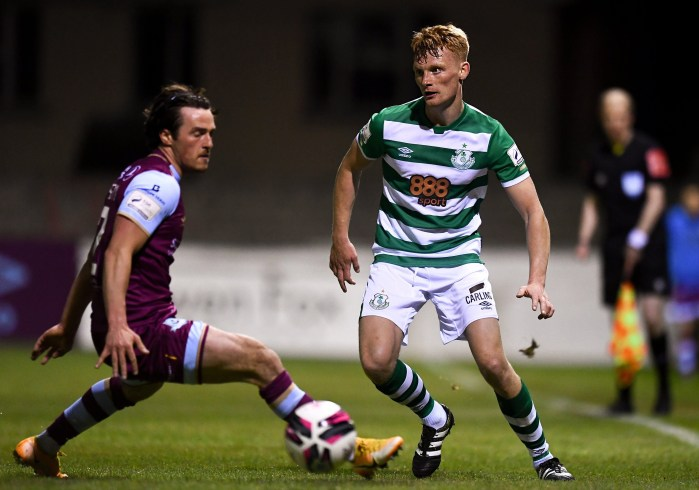 Shamrock Rovers, Celtic, Liam Scales