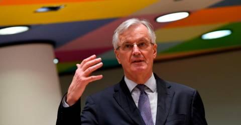 Barnier: European Union giving Brexit trade talks 'final push'