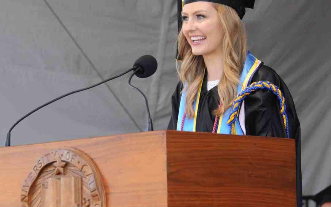 Dear Graduating Jane…