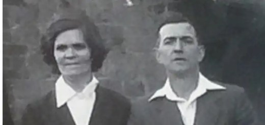 cyril ricketts and florence mitchell