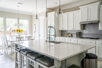 Image result for expensive kitchen look