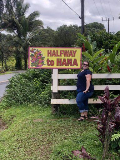 Halfway to Road to Hana
