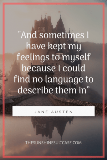 Mental Health Jane Austen Quotes