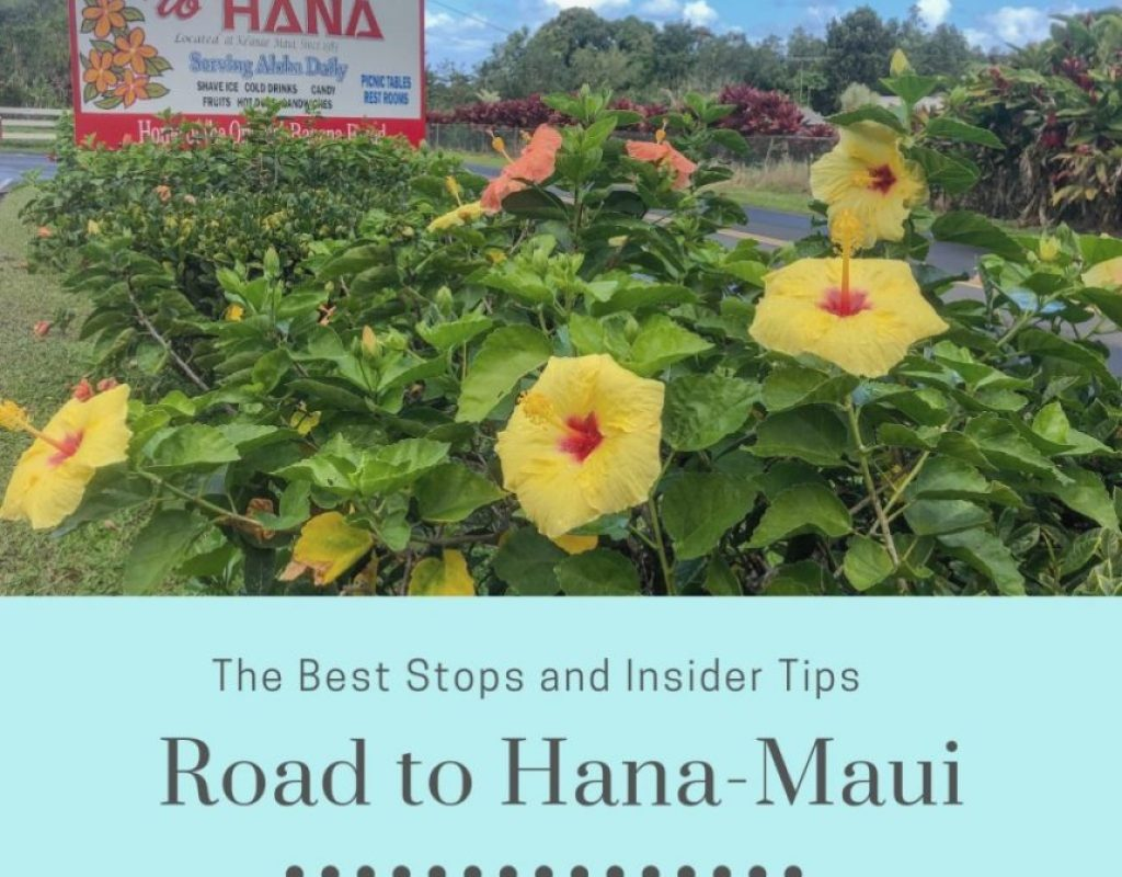 Road to Hana Tips