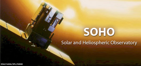 SOHO (Solar and Heliospheric Observatory)