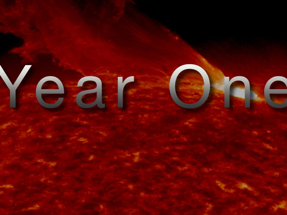 SDO: Year One
