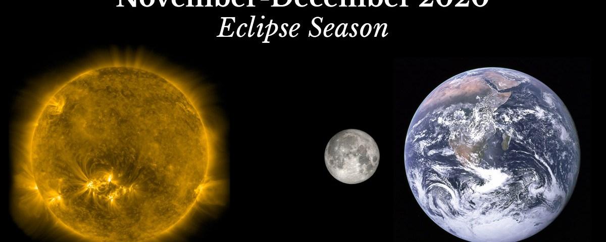 November-December 2020 Eclipse Season