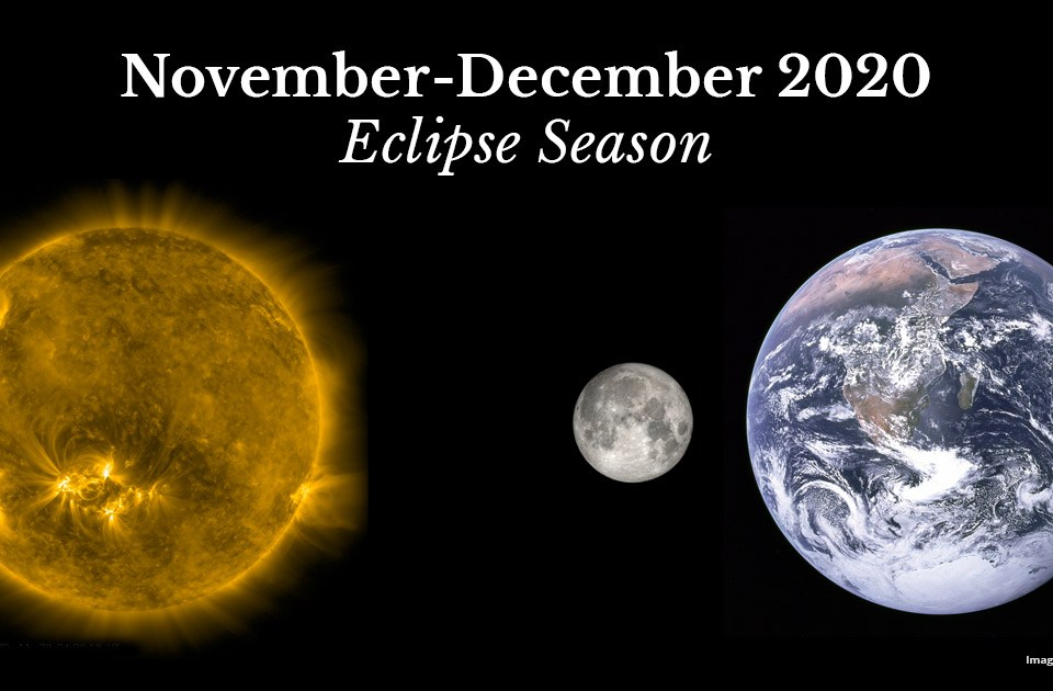 November-December 2020 Eclipse Season