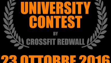 University Contest by CrossFit RedWall Ferrara | The SunWod