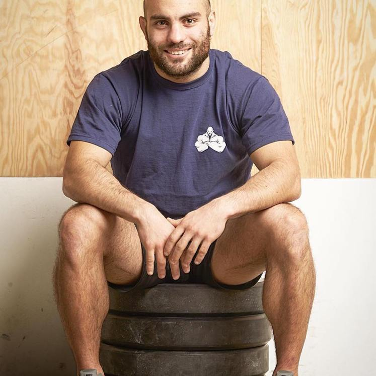 Intervista a Francesco Ajello - CrossFit | The SunWod