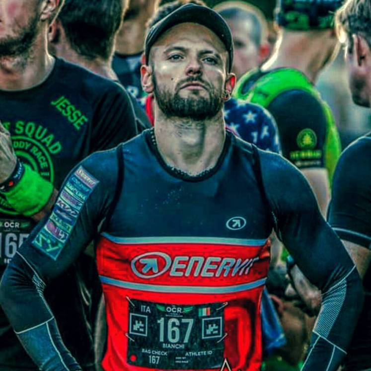 Eugenio Bianchi - Spartan Race | The SunWod