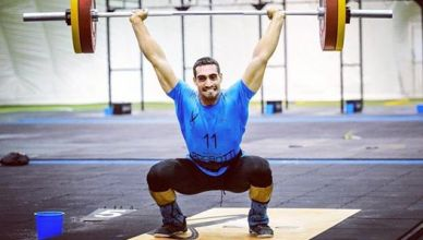 Andrea Barbotti - CrossFit Athlete | The SunWod