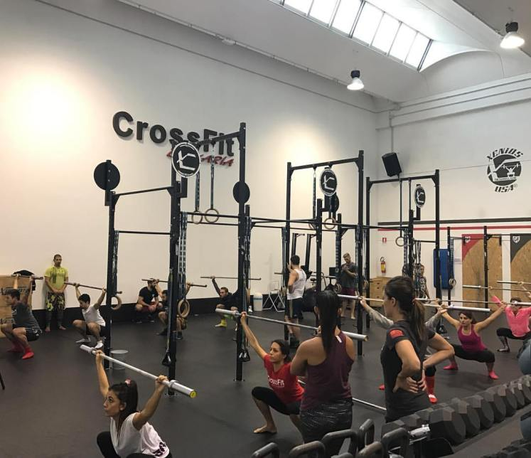 CrossFit Bellaria | The SunWod