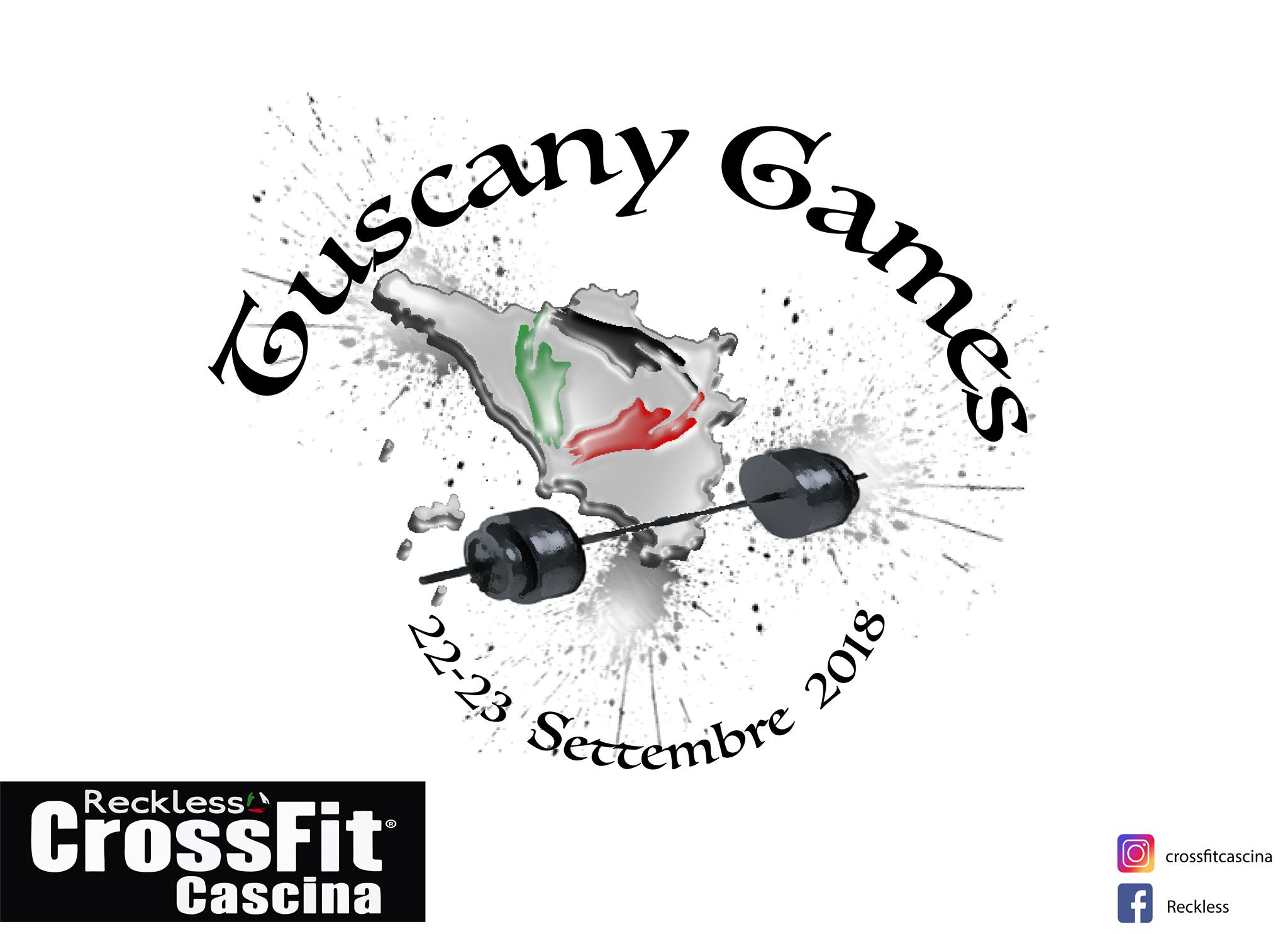 Tuscany Games - CrossFit competition in Pontedera Pisa Italy - Laguna CrossFit | The SunWod - viaggi e alloggi