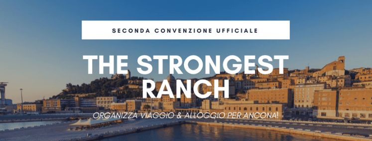 Grand Hotel Seconda Convenzione The Strongest Ranch Ancona - CrossFit | The SunWod - viaggi e alloggi