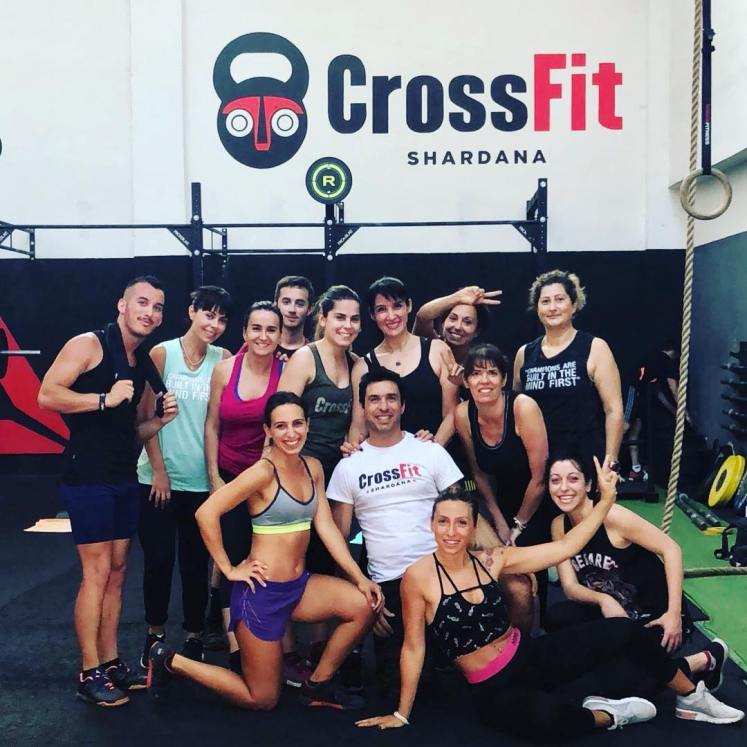 CrossFit Shardana in Sardegna - Box CrossFit ufficiale Italia / The SunWod