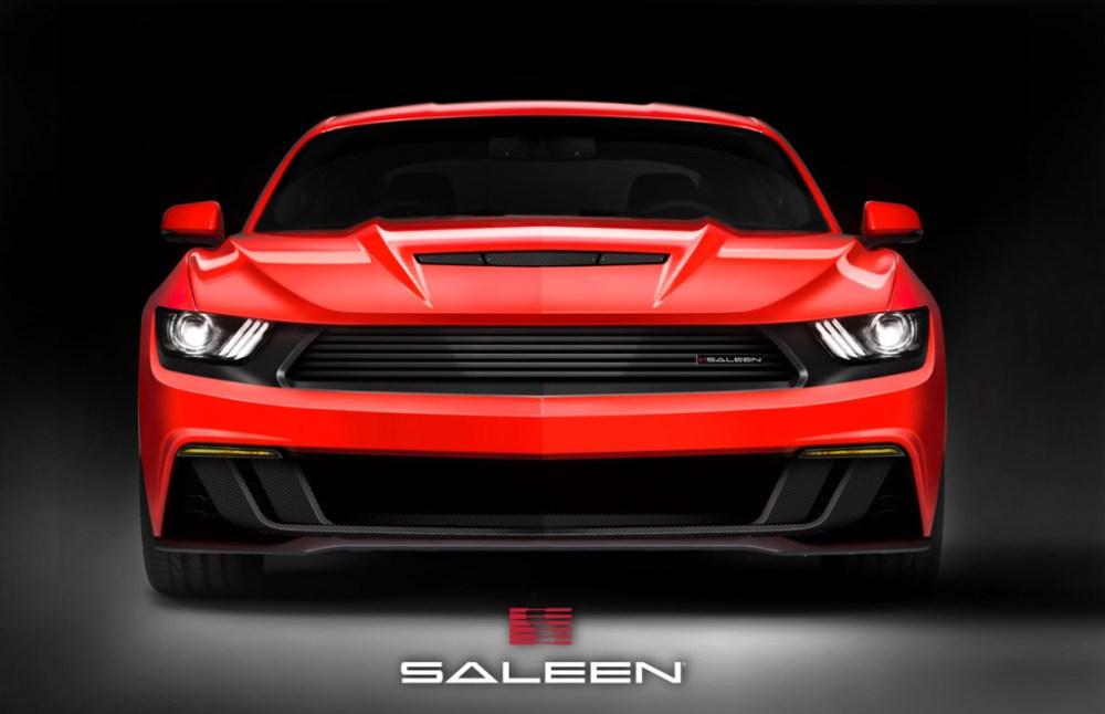 2015 Saleen Mustang S302