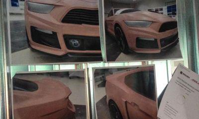 2015 Roush S550 Mustang