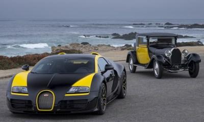 Bugatti Veyron Grand Sport Vitesse 1 of 1