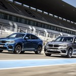 BMW X5 M and X6M