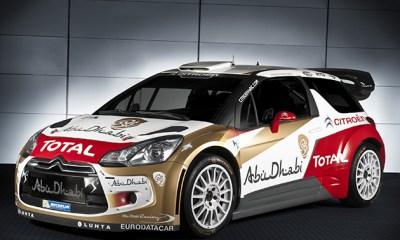 Citroen DS3R WRC