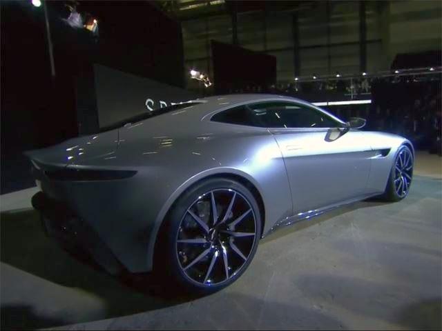 Aston Martin DB10 rear