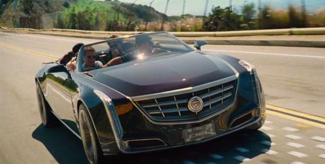 Cadillac Ciel Concept in Entourage - official trailer