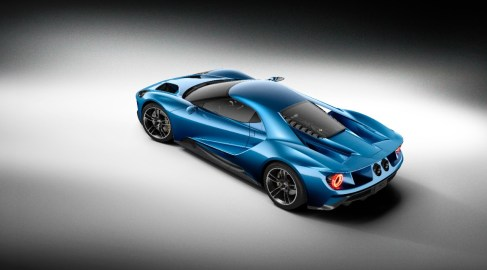2016 New Ford GT