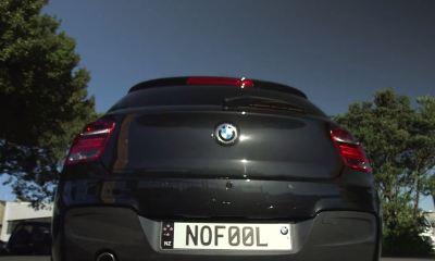 BMW April Fool's Day