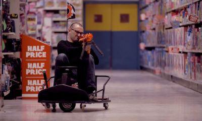 Toy Store go-kart race