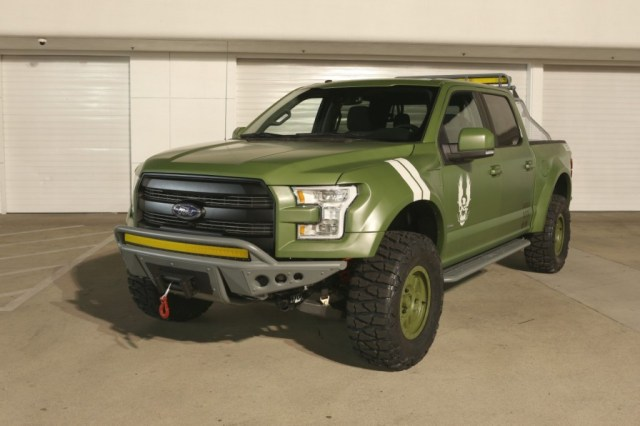 Ford F-150 Halo Sandcat truck