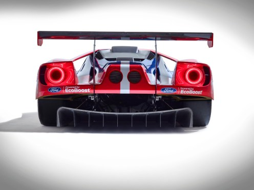 Ford GT Le Mans Race Car 6