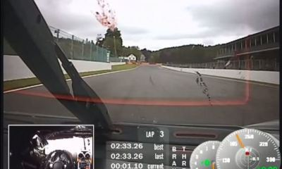 Koenigsegg One:1 lap record of Spa